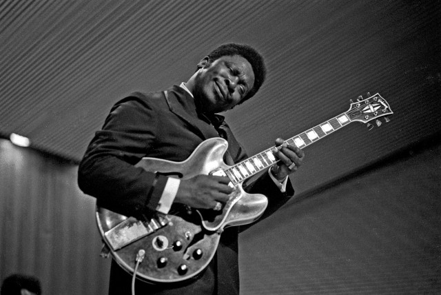 On B.B. King, the Blues and New Orleans