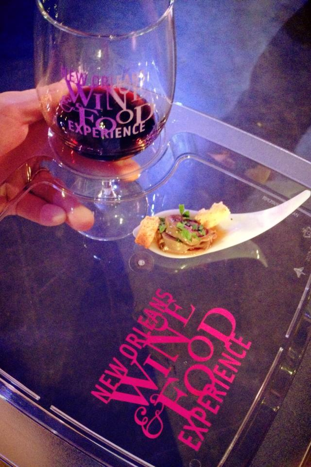 Discounted tickets available for N.O. Wine & Food Experience