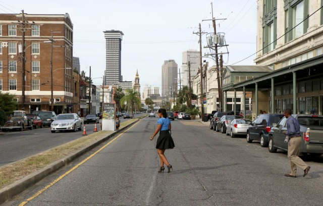 For Businesses On O.C Haley Blvd, There Is More At Stake Than Commerce