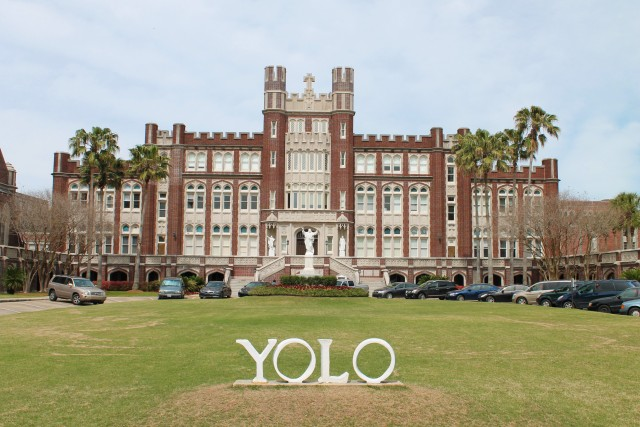 The Lo 'Yolo' prank.