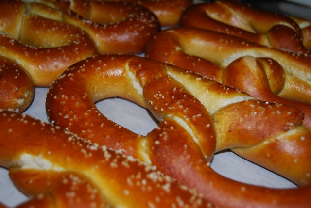 A New Orleans Twist on Pretzels