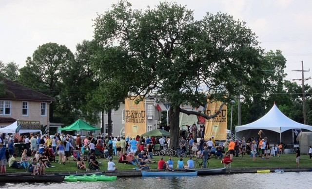 Breaking Down Bayou Boogaloo