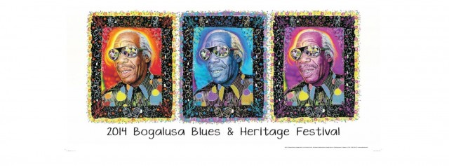 Missed those Bogalusa Blues?