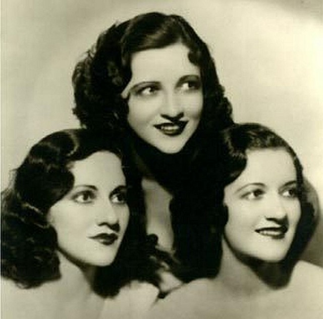 Celebrate the Boswell Sisters with THNOC