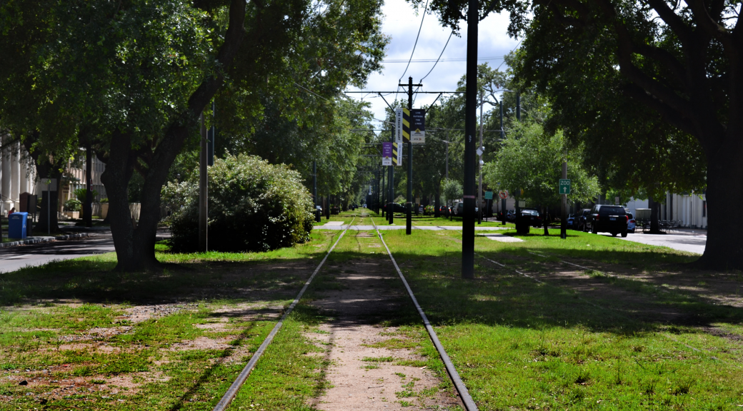 Trolly Tracks