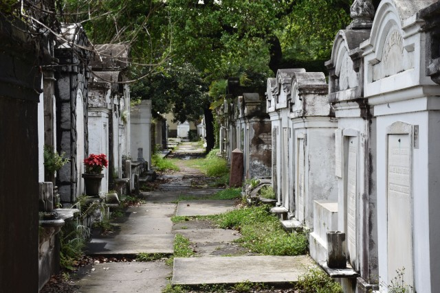 The New Orleans & Me Guide to Local Cemeteries