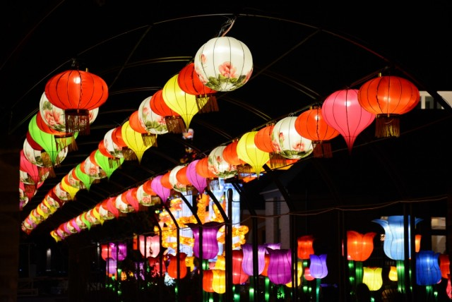 City Park Dazzles With 'China Lights'