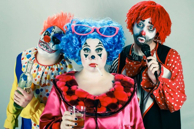 Clowns Behaving Badly