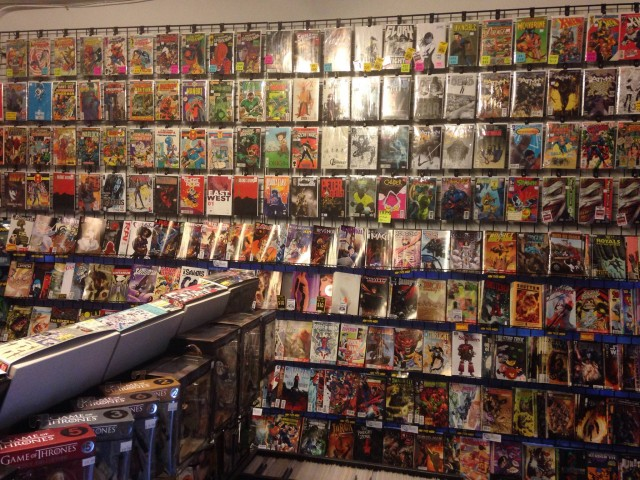Help Crescent City Comics celebrate a birthday