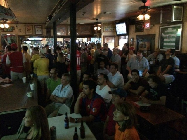 Where to watch the World Cup in New Orleans
