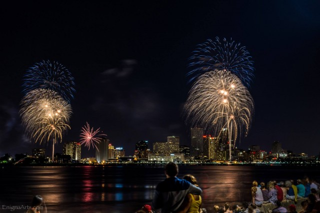 How to 4th of July in New Orleans