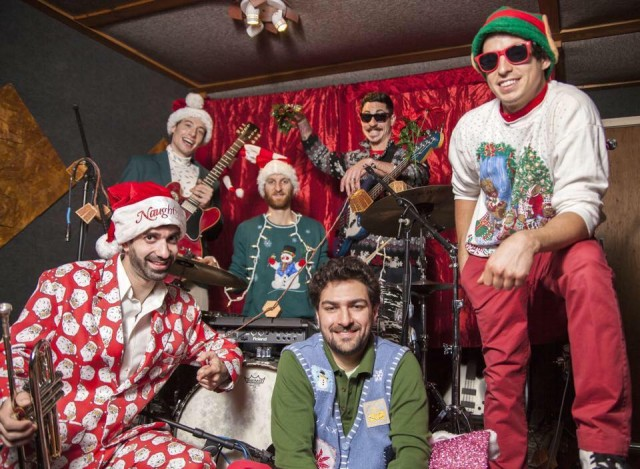 The Christmas Crunktacular Returns to Tipitina's