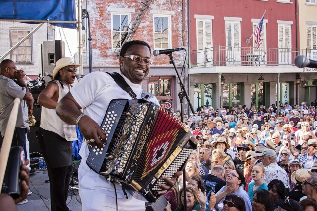 French Quarter Fest Announces Lineup