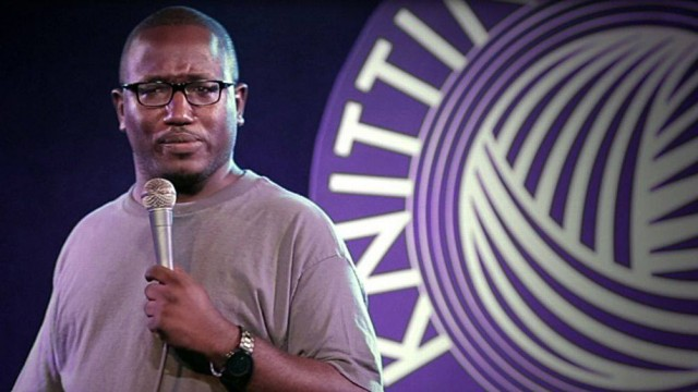 Hannibal Buress nails New Orleans.