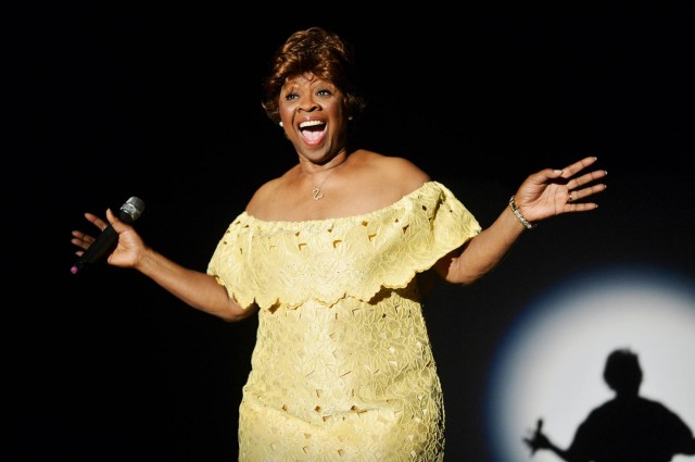 Introducing Irma Thomas...as Irma Thomas