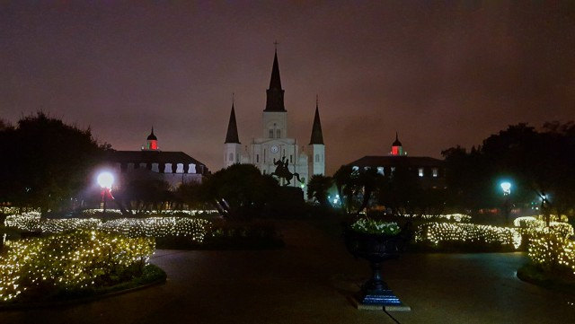 Get Your (Christmas) Weekend On New Orleans
