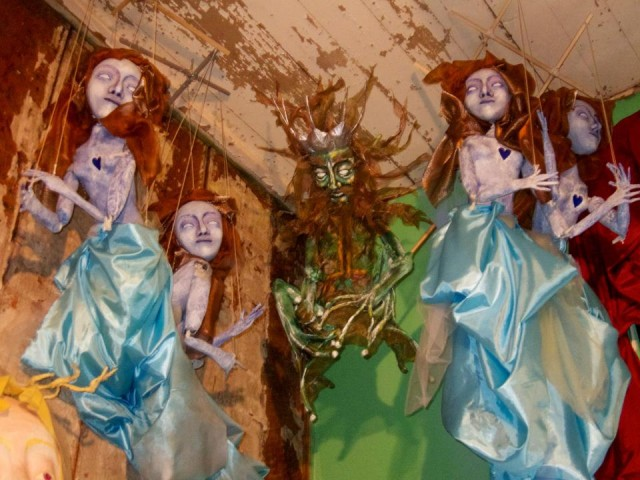 New Orleans International Puppet Festival pulls at your heartstrings.