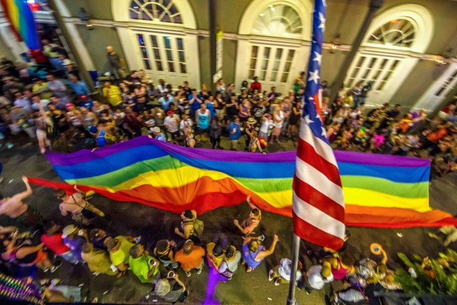 Get Your Pride Weekend On, New Orleans
