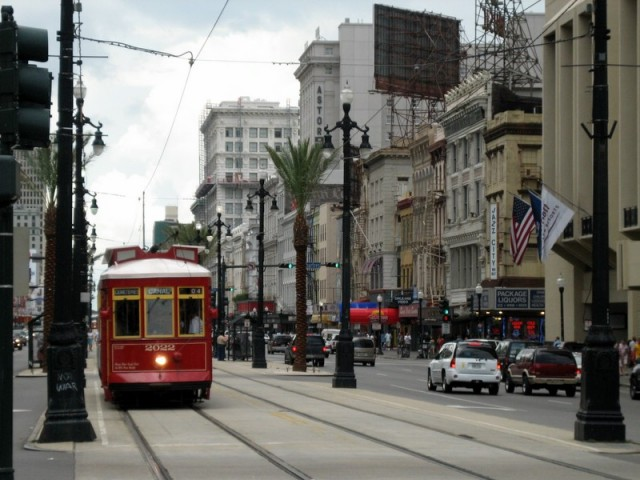 Streetcars coming to Rampart St and St Claude