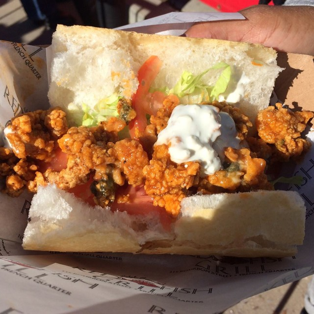 Po-Boy Festival is Rich in Delicious Food & Culture