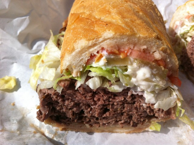The Top 6 Roast Beef Po'boys In New Orleans
