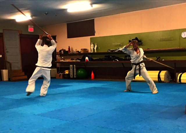 At Shaolin-Do Kung Fu & Tai Chi, Meditation & Martial Arts Flow Together