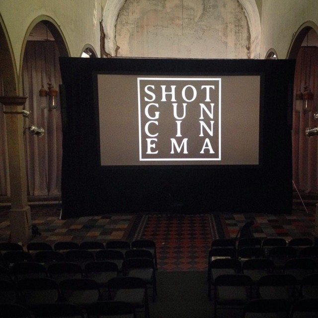 We Call Shotgun (Cinema)