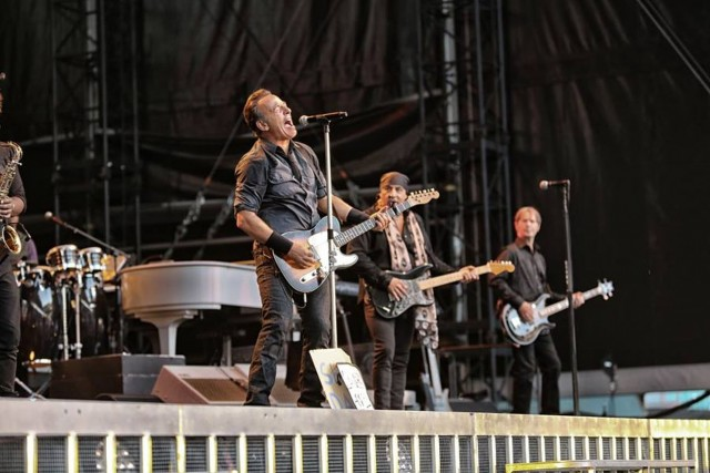 ICYMI: Fogerty & Springsteen at Jazz Fest
