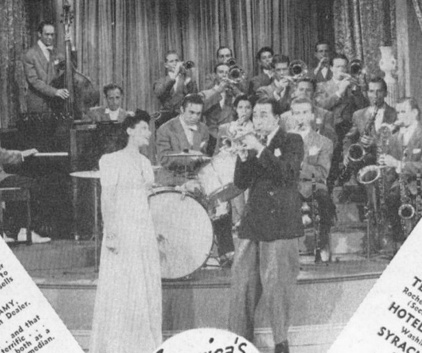 A Happy Belated Birthday to Louis Prima