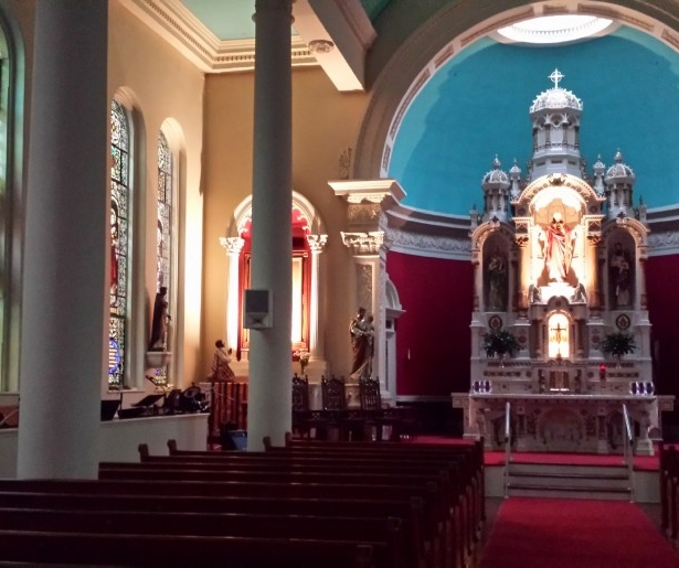 Notable N.O. Buildings: Blessed Francis Xavier Seelos Catholic Church