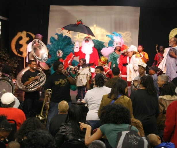 Holiday Events in New Orleans This Week