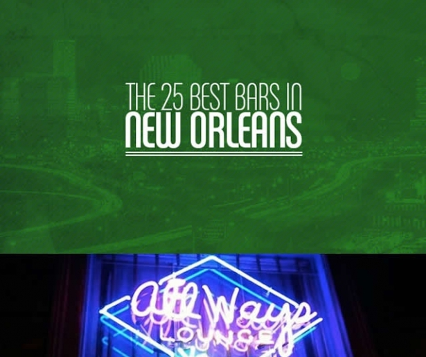 Complex's Top Bars in New Orleans