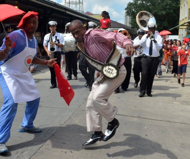 Get Your Weekend On, New Orleans: Jun 10-12