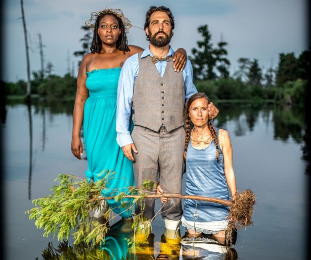 Cry You One: a theater in the wetlands, a lesson close to home
