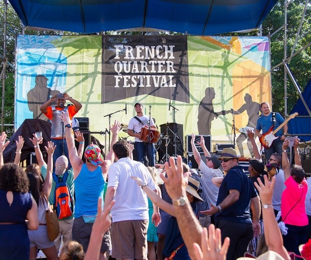 No Jazz Fest >> French Quarter Fest is the Best | NewOrleans.Me