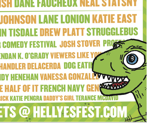 The Insider Guide to Hell Yes Fest