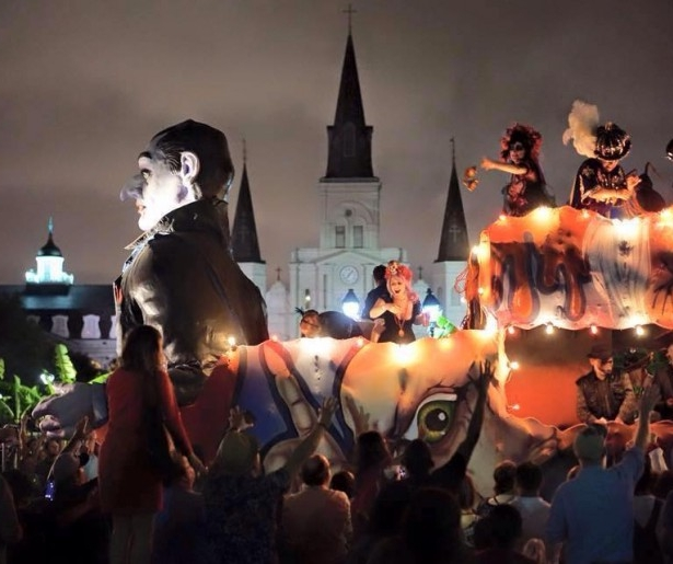 Get Your Weekend On, New Orleans: Oct 21-23
