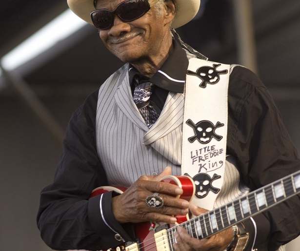 An Evening With Little Freddie King