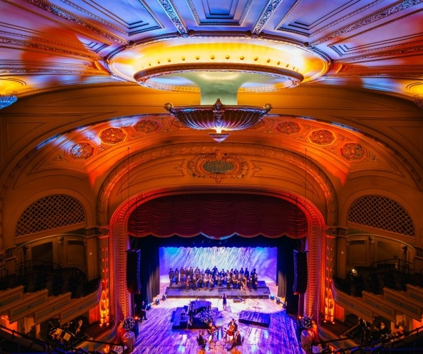 The Orpheum: Renovated & Re-opening