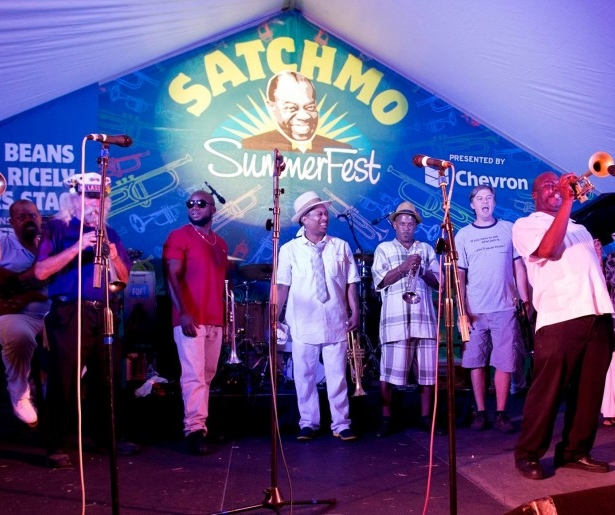 Get Ready For Satchmo SummerFest