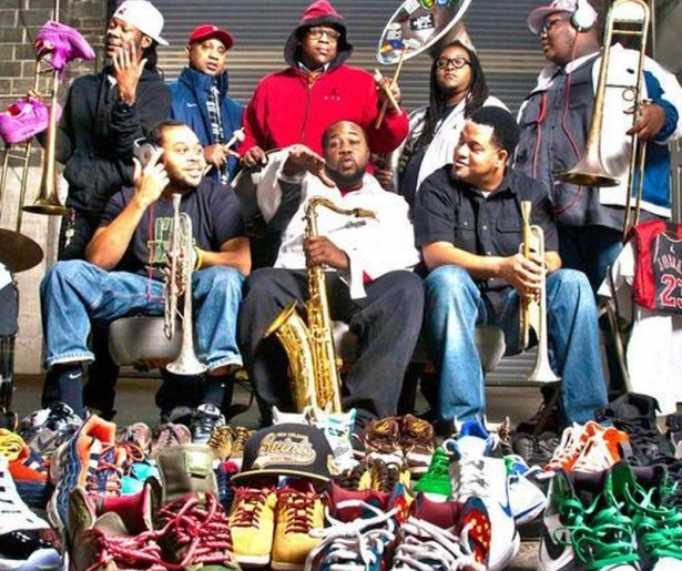 Soul Rebels release mixtape as free digital download