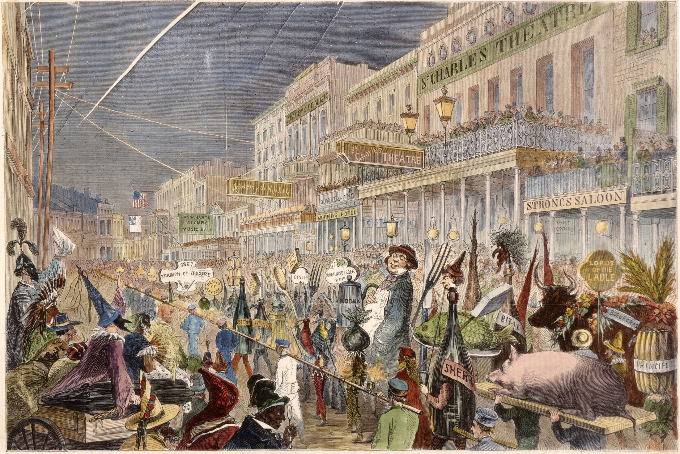 Carnival in New Orleans: A History | NewOrleans.Me