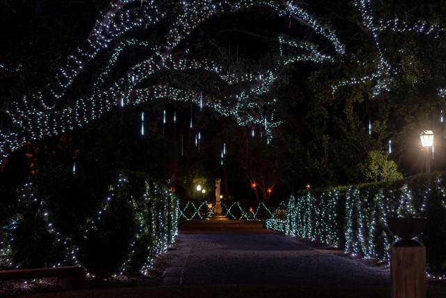 It's Beginning to Look A Lot Like Christmas, in New Orleans