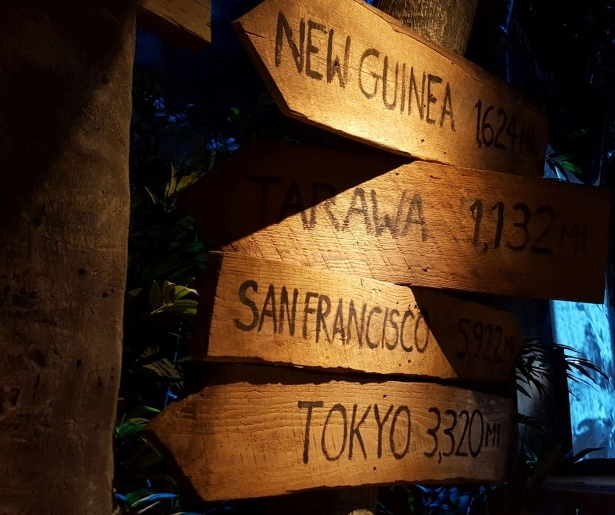 Traversing the 'Road to Tokyo' at the National World War II Museum