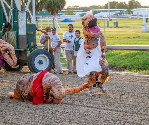 A Day at the Fair Grounds | NewOrleans Me