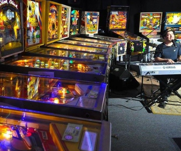 Offering Up Pinball Prayers at the PinChurch   NewOrleans Me